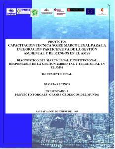 1 Capacitacion tecnica 2005