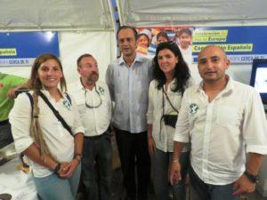 Embajador Miguel Albero