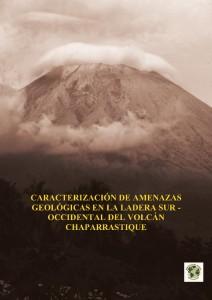 Portada Volcan Chaparrastique 2005