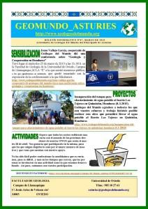 Geomundo Nº 47-marzo 2015